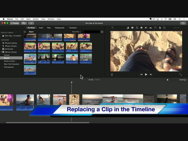 The Complete iMovie Course - from Beginner to Advanced 2019