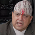 Ex-King Gyanendra announced 2 Crore Rupees for CoronaVirus relief fund.