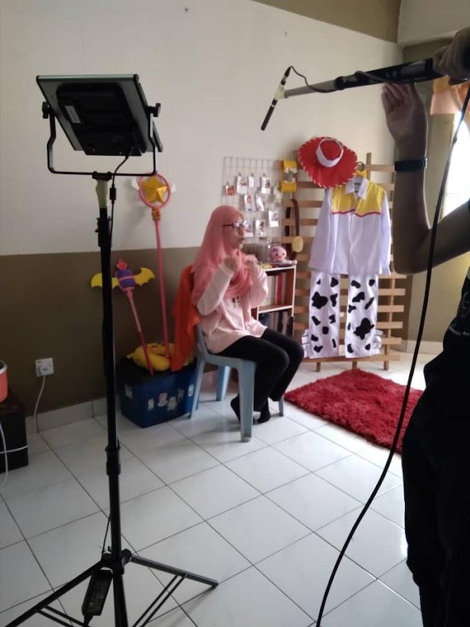 My First Interview