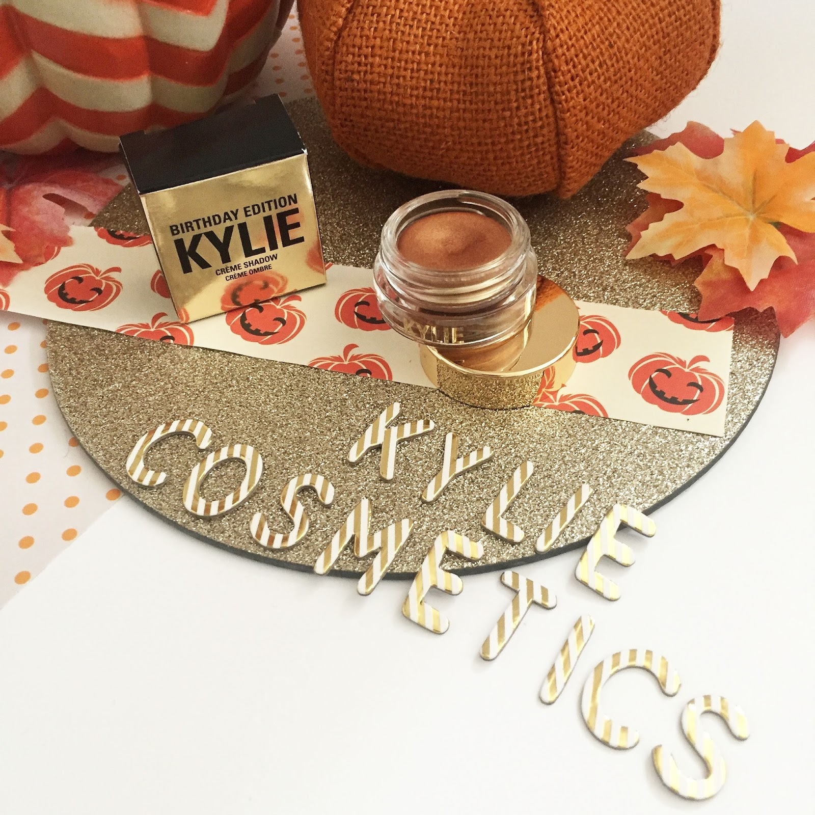kylie cosmetics, kylie cosmetics birthday edition copper creme, kylie cosmetics uk review, kylie cosmetics review, dirty peach review, exposed review, kylie jenner make up