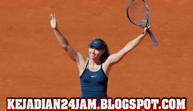 Atlet Petenis Maria Sharapova Pensiun Dari Dunia Tenis