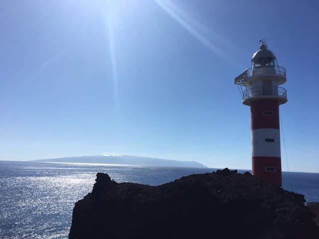 Leuchtturm Punta de Teno