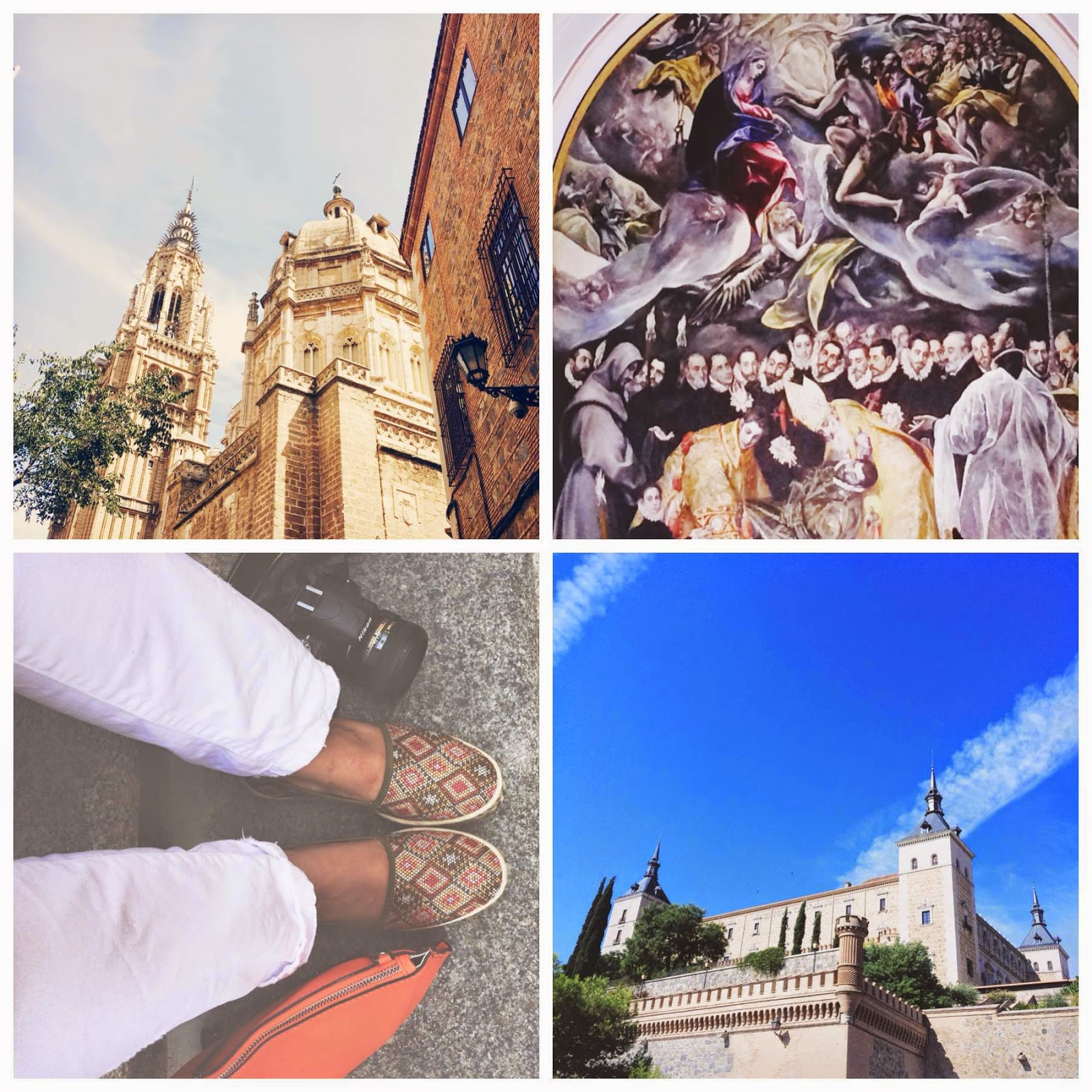 one day in toledo