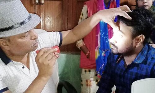 Homeopathic medicines prevent side effects of corona vaccine: DR. MD Singh Maharajganj