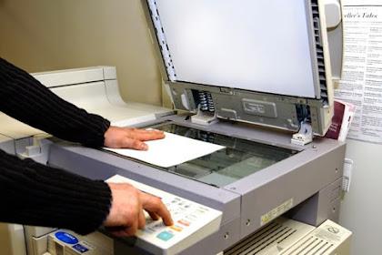 7 Mesin Fotocopy Terjangkau Untuk Memulai Usaha Fotocopy 2020