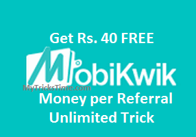 Mobikwik Loot : Get FREE Rs.40 Mobikwik money From FrndQ App Per Referral [Verified and Proof Attached]