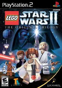 Lego Star Wars II The Original Trilogy PT-BR PS2 Torrent