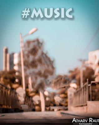 Atharv Raut Music CB Background Free Stock