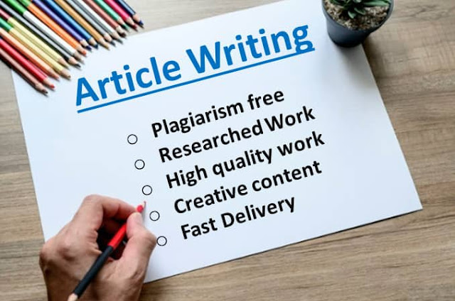 How to Write Good Article