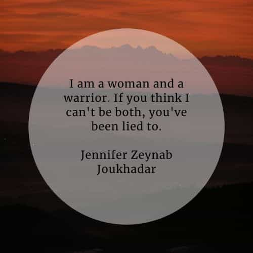 Feminist quotes that'll help change your point of view