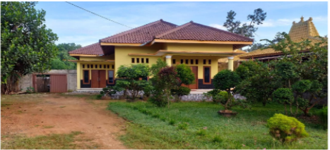 rumah berbentuk limas