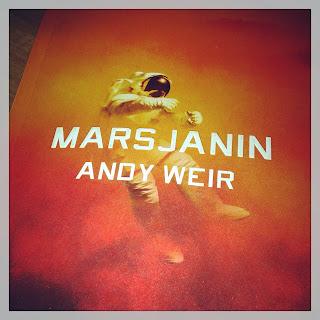 Andy Weir zabrał mnie na Marsa.