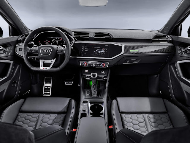 Novo Audi RS Q3 2020