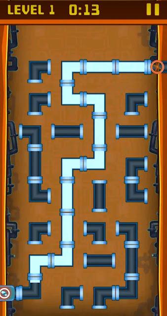 تحميل لعبة Connect deep pipes 2021 المدفوعة مجانا للأندرويد اخر اصدار على ميديا فاير