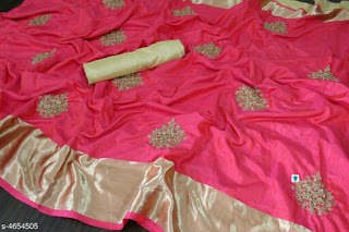Charvi Alluring Attractive Sana Silk Sarees