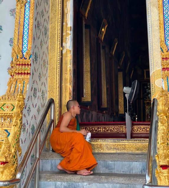 Wat Arun o Templo do Amanhecer (Bangkok - Tailândia)