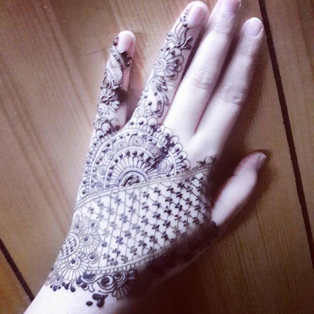 arabic mehndi designs for full hands