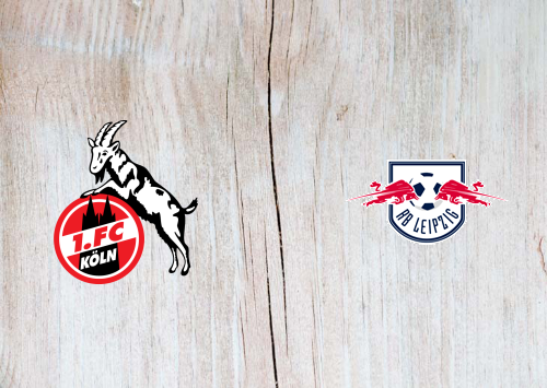 Köln vs RB Leipzig -Highlights 1 June 2020