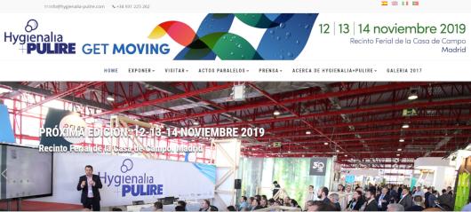 Economía organiza un Encuentro Empresarial en la Feria Hygienalia, con más de 300 reuniones