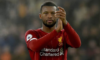 Liverpool wants to offer Wijnaldum a new deal