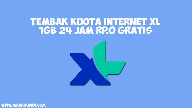 Cara Tembak Kuota Internet XL