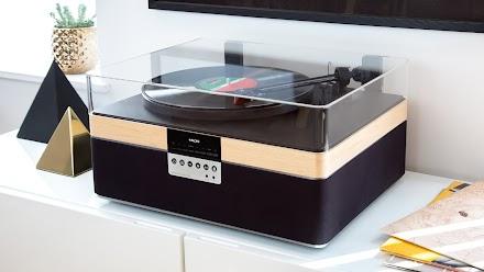 THE+RECORD PLAYER | Ein revolutionäres Konzept für Vinyl-Liebhaber?