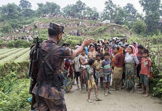 #HumanRights : United States to resolve Rohingya refugees crisis, but Myanmar Not Listening To Us,!