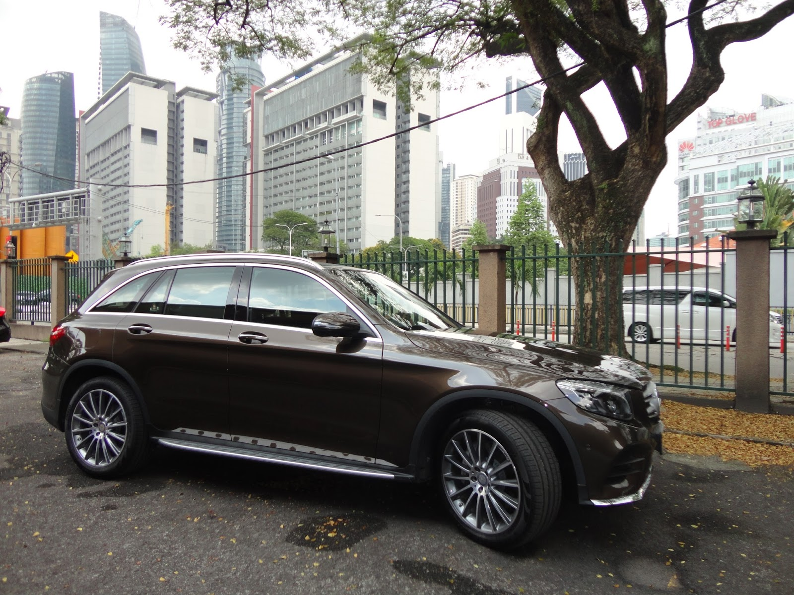 Motoring Malaysia Short Test Drive Mercedes Benz Glc 250