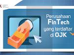 Penyelenggara Fintech Lending Terdaftar dan Berizin di OJK per 10 Juni 2021