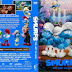 Smufs The Lost Village DVD Cover