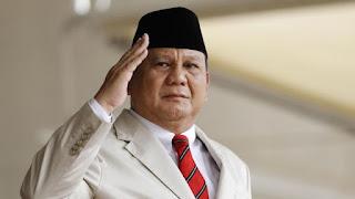 Survei Indo Barometer: Prabowo Subianto Menteri Kinerja Terbaik