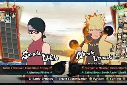 Naruto Senki Ap7 v2 Fixed Fc Apk