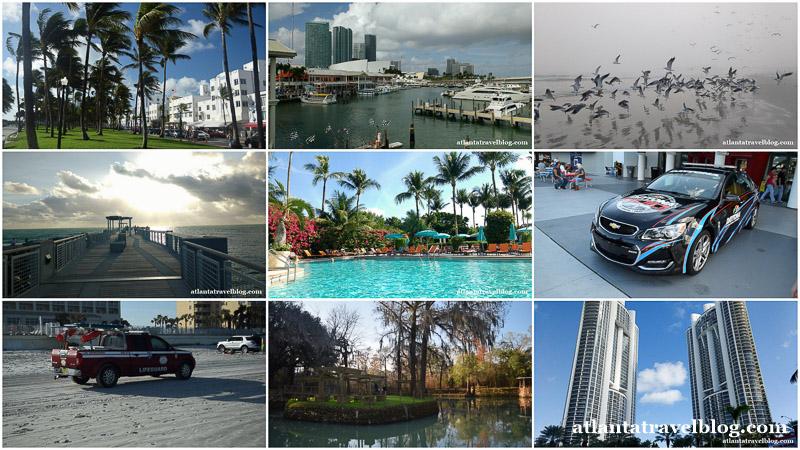 Miami Beach trip