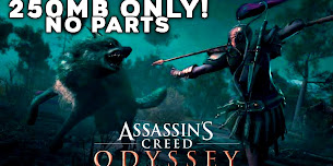 Download Assassin's Creed Odyssey Highly Compressed For PC in 250MB No Parts+Full Installation 2020