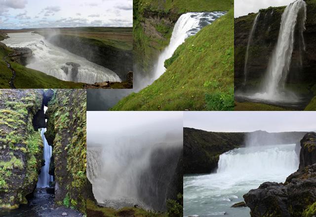 Cascadas imprescindibles de Islandia