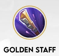 Golden Staff