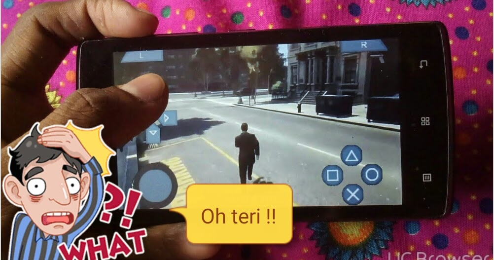 PUBG UNLIMITED UC: How to Download GTA IV in Ppsspp EMULATOR
