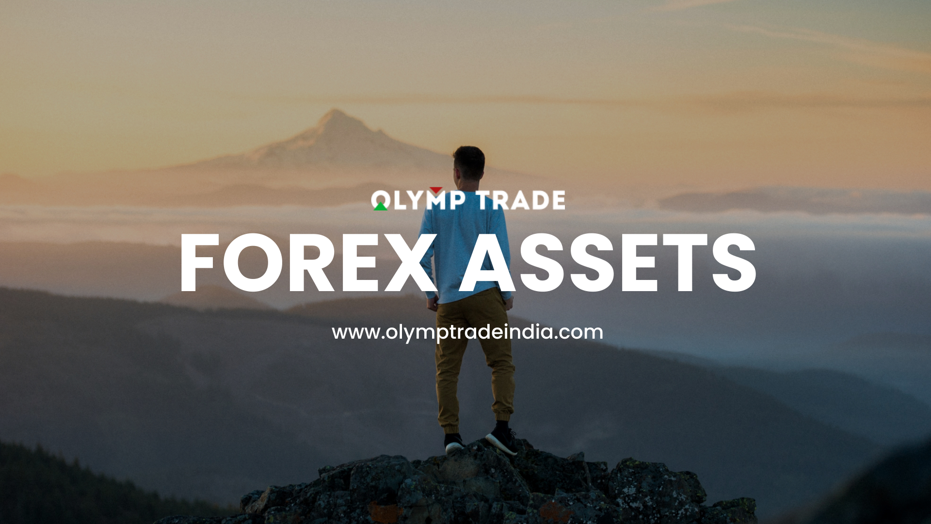 Olymp Trade India - Assets for trading Forex
