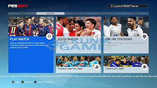 Downlaod Pes 2017 ISO CPY Crack Update Full Version for PC 1