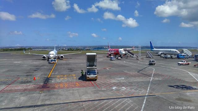aeropuerto bali indonesia