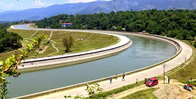 Sunder Nagar Lake   Famous Lakeside Town in Himachal Pradesh