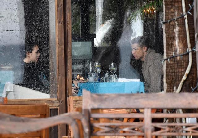 Cristiano Ronaldo celebrates girfriend Georgina's birthday in Marbella