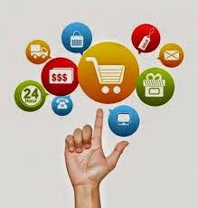 berbagai contoh situs jual beli online terpercaya Indonesia