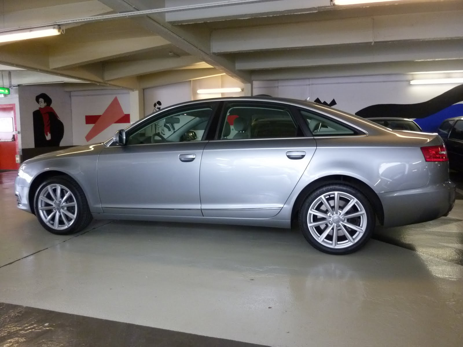 2010 audi a6 3 0 tdi quattro related infomation specifications weili automotive network. Black Bedroom Furniture Sets. Home Design Ideas