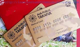 Medical Card AIA