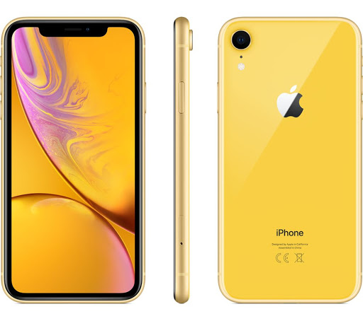 Apple-iPhone-XR-yellow