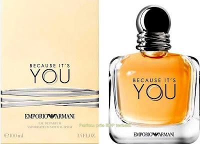 Giorgio armani emporio merupakan jenis parfum Eau De Parfume