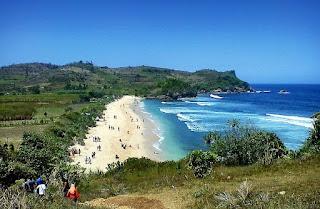 Foto Pantai di Blitar Tambakrejo
