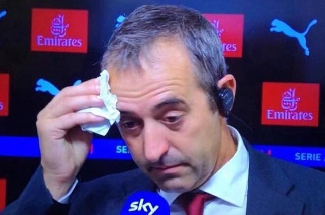 Nasib Naas 9 Pelatih AC Milan Yang Hanya Bertahan 8 Bulan - IGlabibbiarossonera