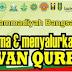 Daftar Panitia Penerimaan dan Penyaluran Hewan Qurban PCM Bangsalsari Tahun 2017